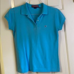 Vineyard Vines Collared Polo Shirt Size Small